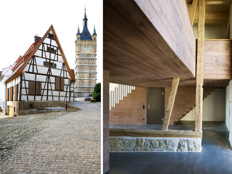 Haberbeck Schlempp Architekten: Barn conversion / Bad Wimpfen - best architects 19