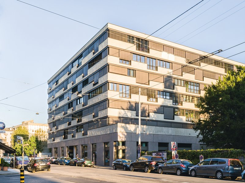 DREIER FRENZEL: FVGLS apartment building - best architects 19