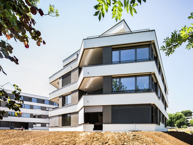 Luca Selva Architekten: Residential complex in Wuhrmatt - best architects 19