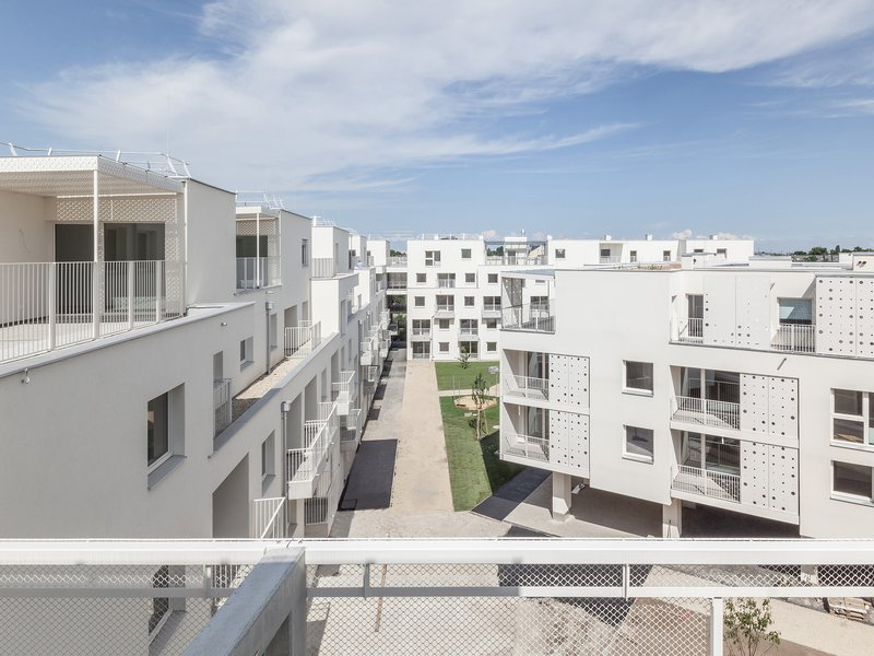 NERMA LINSBERGER: M GRUND – Mühlgrund social housing - best architects 19