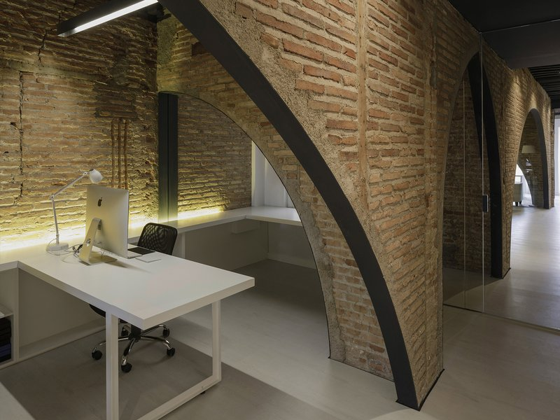 CUAC ARQUITECTURA: «Babydog» office - best architects 19