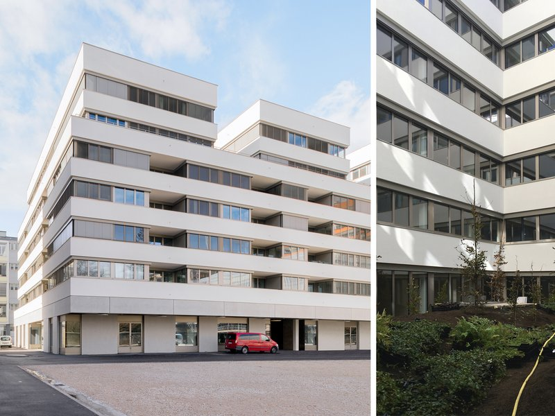 DREIER FRENZEL: Rois apartment building - best architects 19