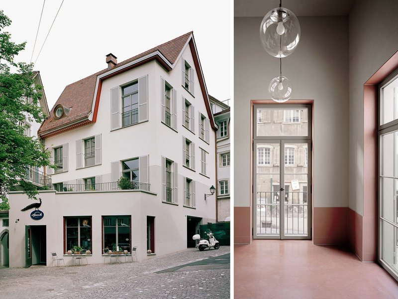 Lando Rossmaier Architekten: House for Young People - best architects 19