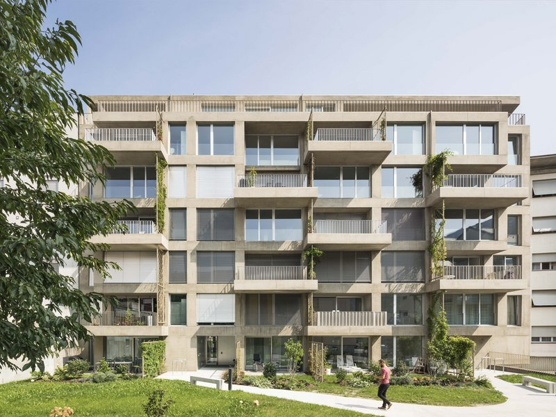 François Meyer Architecture: Dixence apartment building - best architects 19