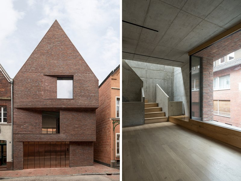 hehnpohl architektur: Haus am Buddenturm - best architects 20