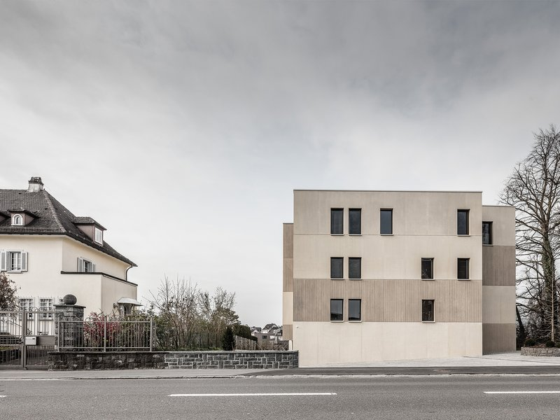 dolmus Architekten:  Apartment building in Seetal - best architects 20