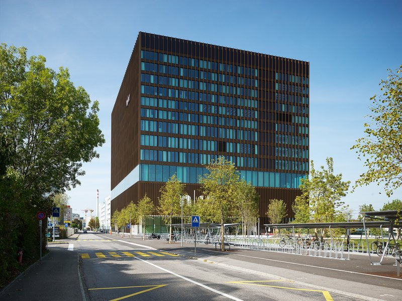 pool Architekten: FHNW-Campus Muttenz - best architects 20 gold