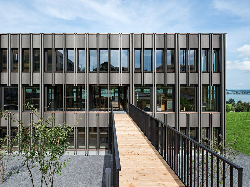 Graber & Steiger Architekten: Nottwil primary school - best architects 21