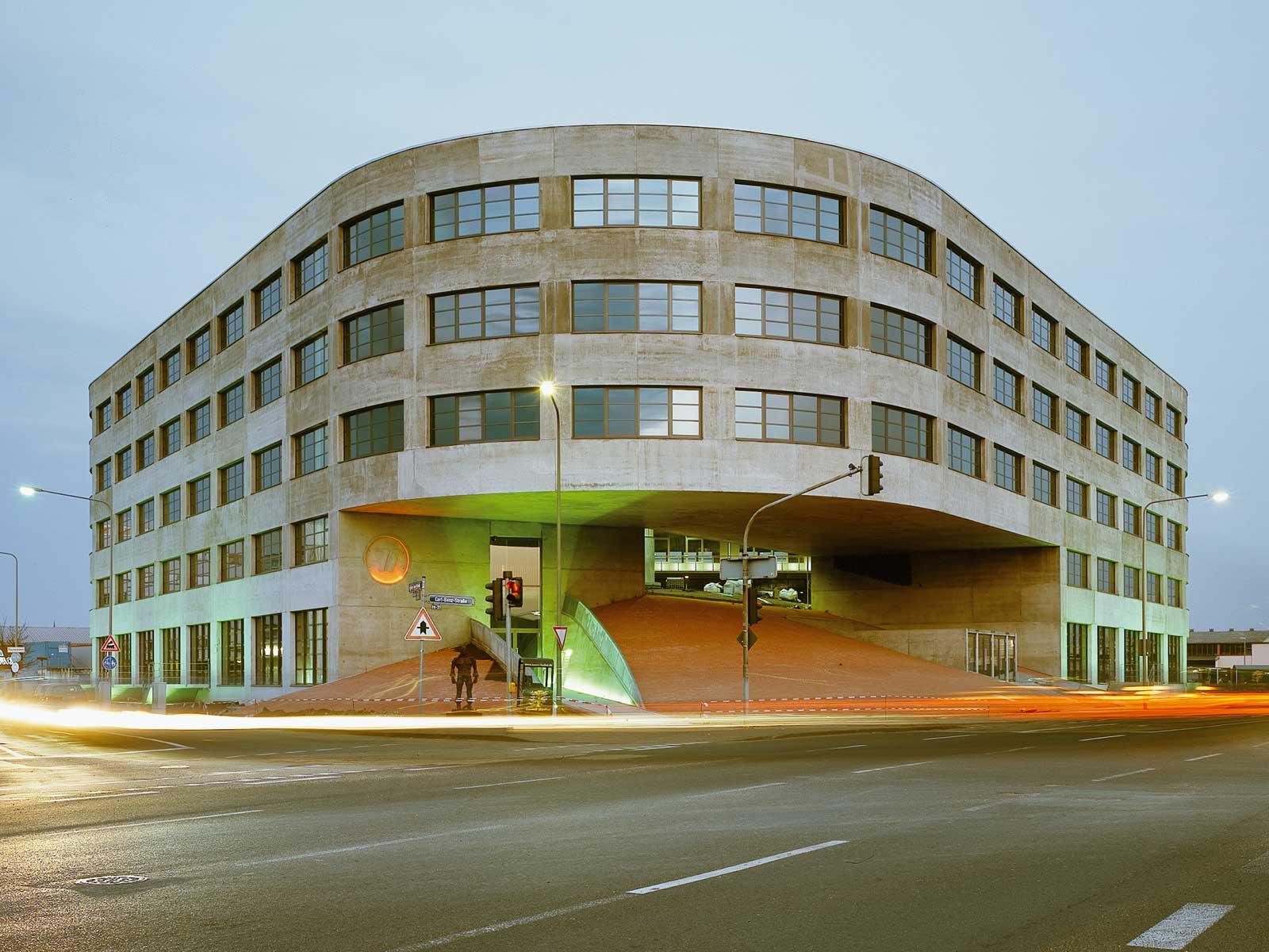 Best Architects Architektur Award Dietz Joppien Dietz Joppien Ufo Lofthaus Gewerbe