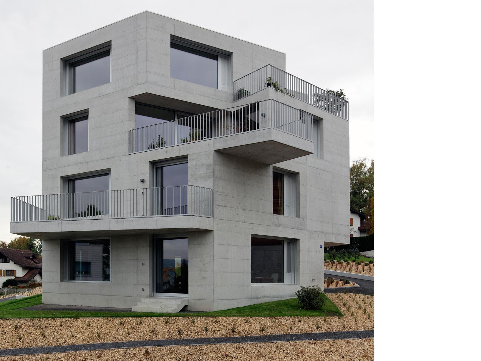 Best Architects Architektur Award Oliver Brandenberger Ag Oliver Brandenberger Ag