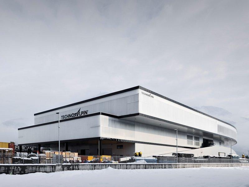 Roland Baldi Architekt / VWN architects: Firmensitz Technoalpin - best architects 14