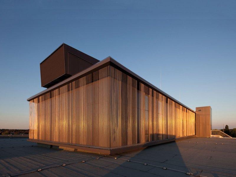 Atelier Brückner: TextilWerk Bocholt – Spinnerei - best architects 14