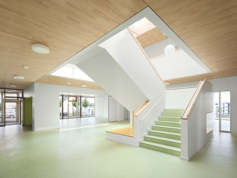Birk Heilmeyer und Frenzel: KiTa Schöne Aussicht, Frankfurt am Main - best architects 14