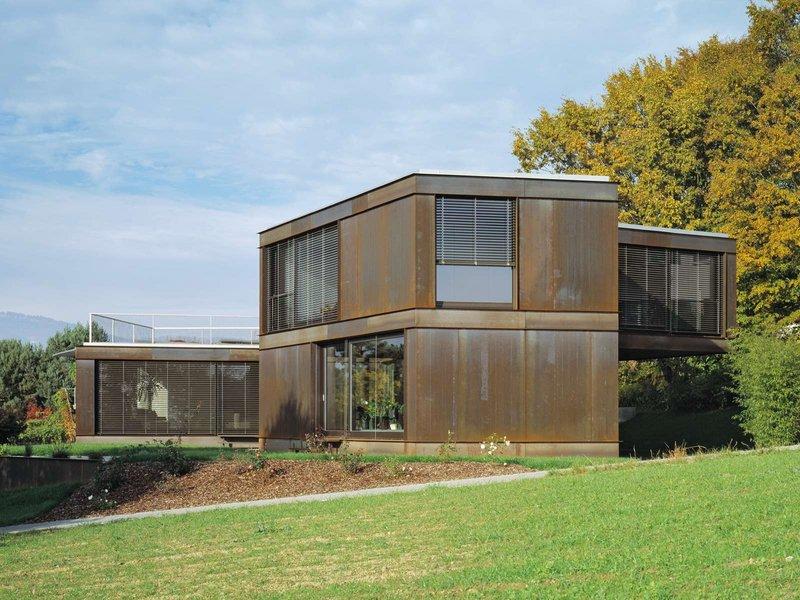 Bart & Buchhofer Architekten: Haus am Wald - best architects 14