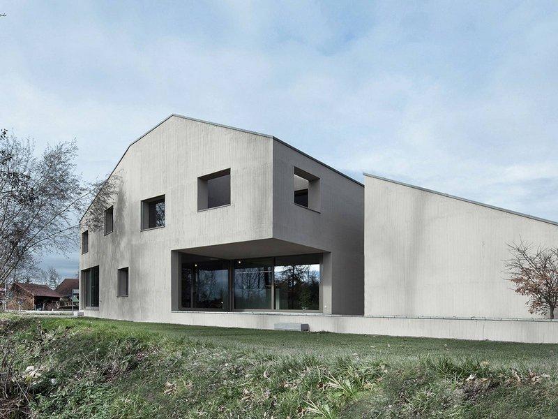 dolmus architekten: Haus am Bach - best architects 14