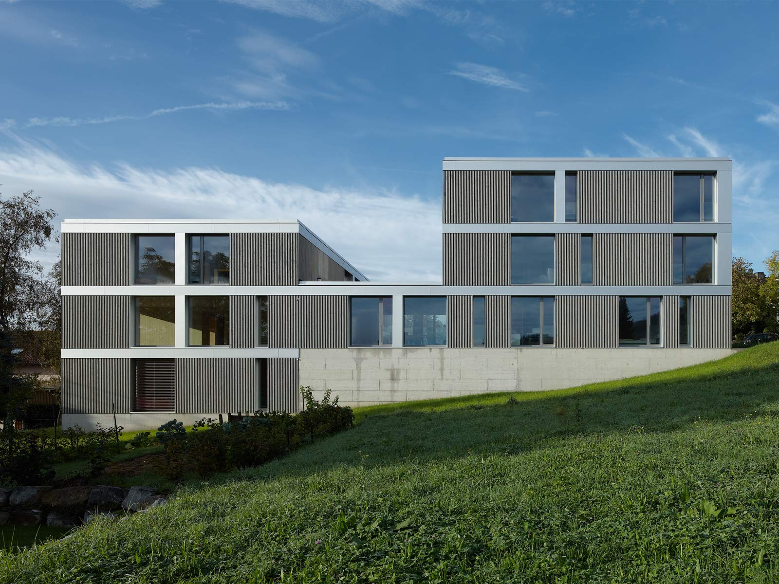 Best architects architektur award gohm hiessberger for Architekten schweiz