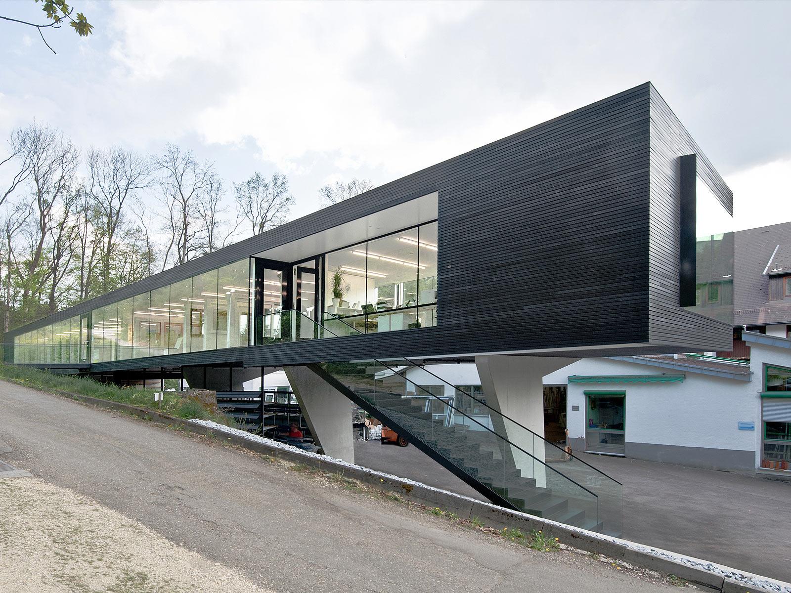 best architects architektur award wps architekten wps architekten showroom fensterbau. Black Bedroom Furniture Sets. Home Design Ideas