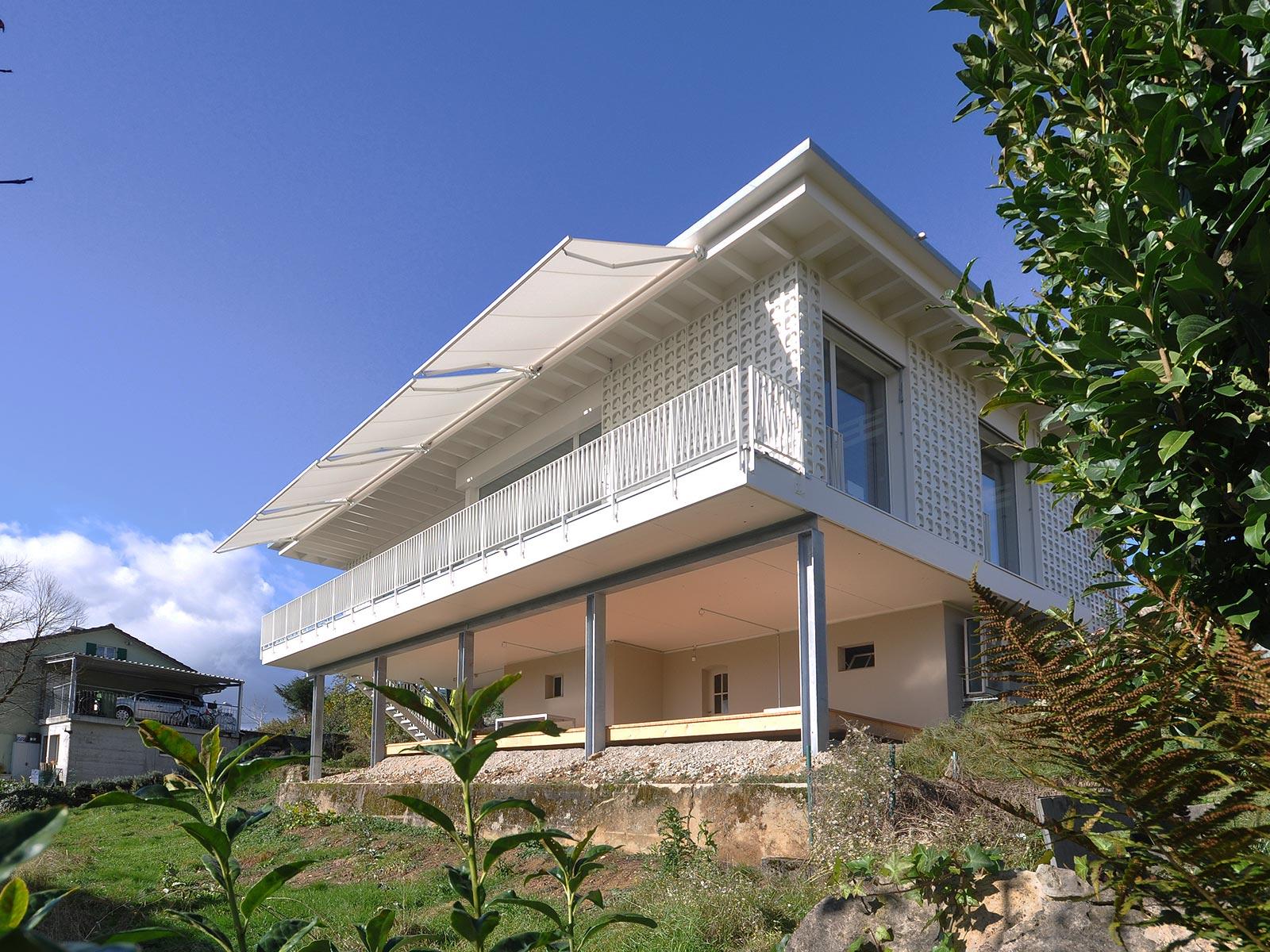 best architects architektur award husistein partner ag husistein partner ag. Black Bedroom Furniture Sets. Home Design Ideas