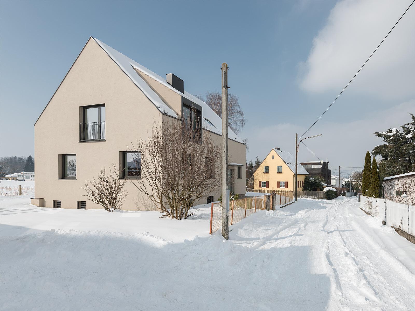 best architects architektur award bogenfeld architektur bogenfeld architektur haus am. Black Bedroom Furniture Sets. Home Design Ideas