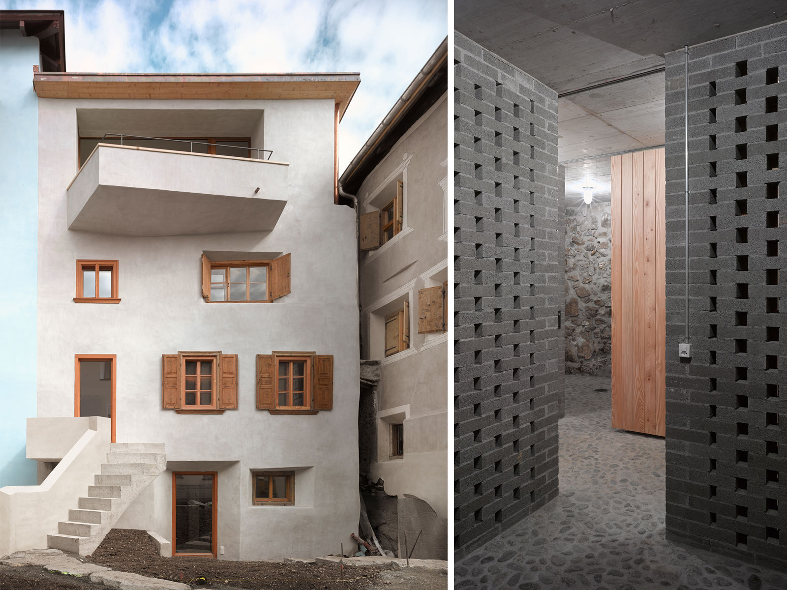 best architects architektur award corinna menn corinna menn umbau chesa gabriel. Black Bedroom Furniture Sets. Home Design Ideas