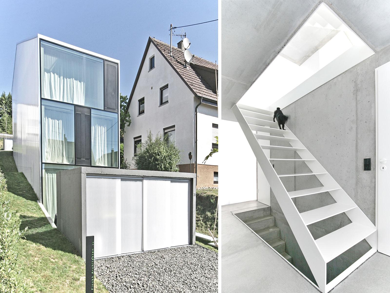 best architects architektur award finckh architekten finckh architekten haus f. Black Bedroom Furniture Sets. Home Design Ideas