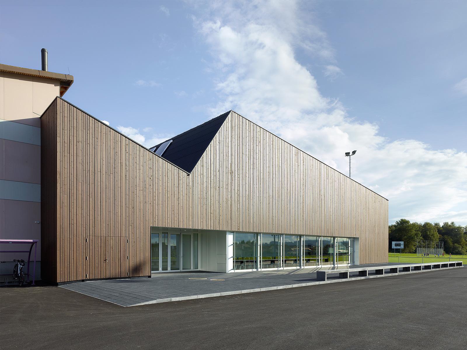 Best architects architektur award acarchitectes alexandre clerc architectes sia - Best architectes ...