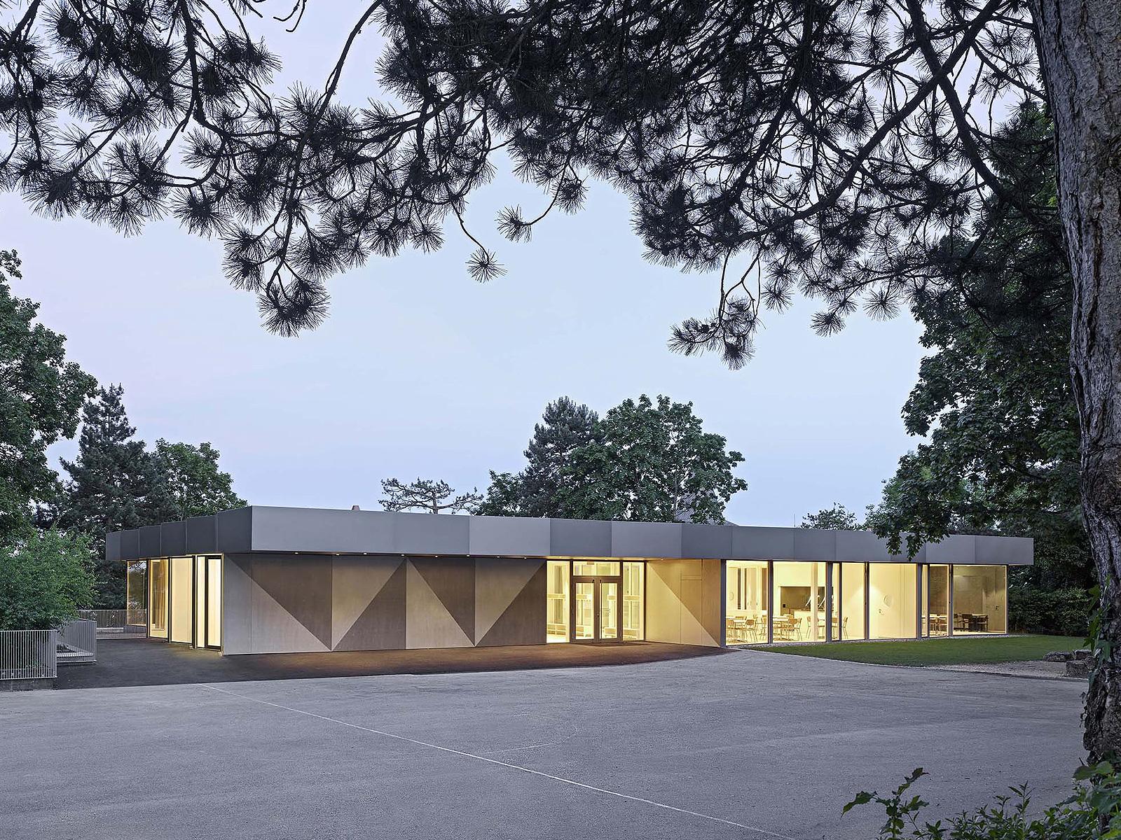 best architects architektur award bgm architekten gmbh bgm architekten gmbh tagesschule. Black Bedroom Furniture Sets. Home Design Ideas