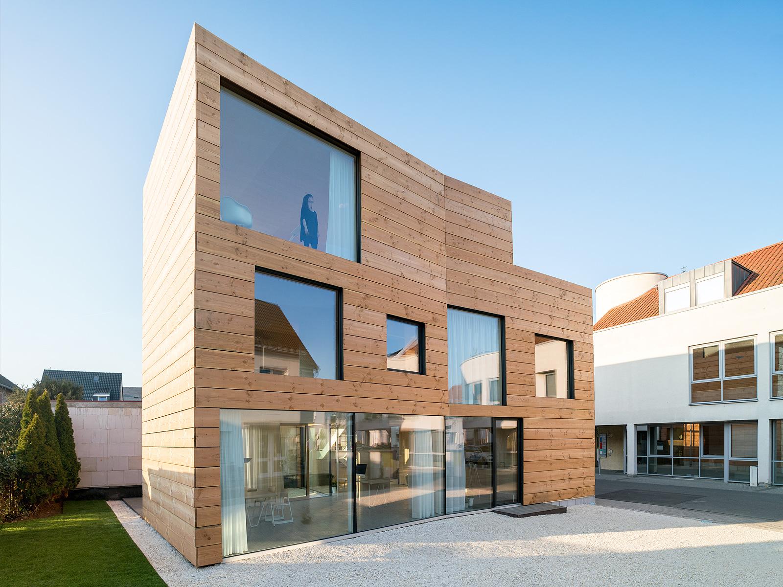 best architects architektur award mind ac mind ac scl holzmassivhaus b ro. Black Bedroom Furniture Sets. Home Design Ideas