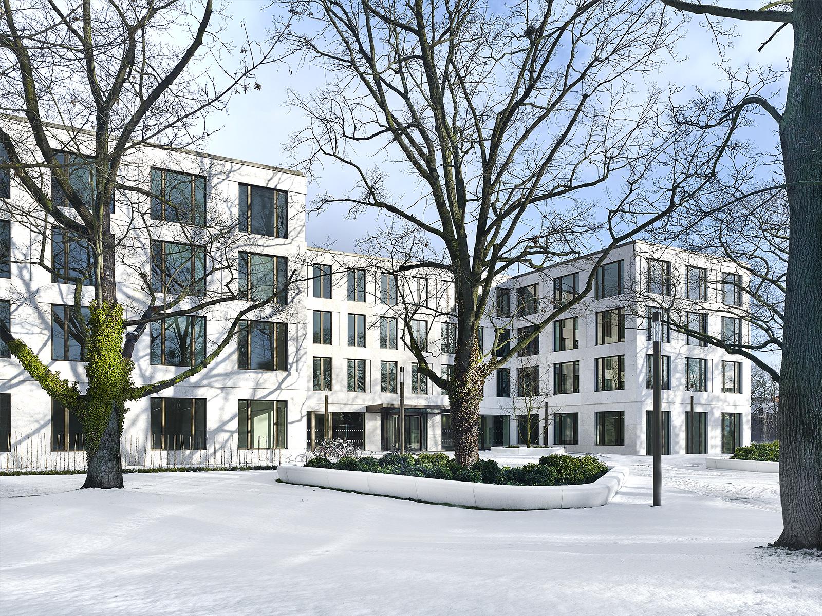 best architects architektur award arbeitsgemeinschaft objektplanung pappelallee kleihues. Black Bedroom Furniture Sets. Home Design Ideas