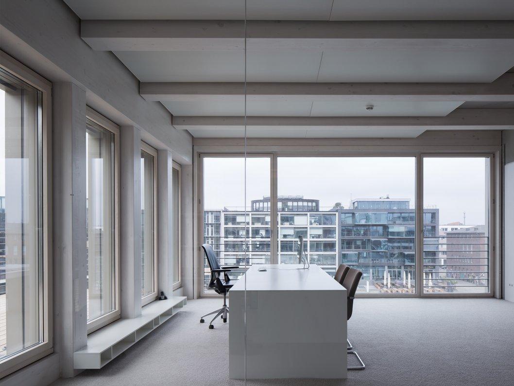 Andreas heupel h7 administrative building b ro verwaltungsbauten best architects award - Heupel architekten ...