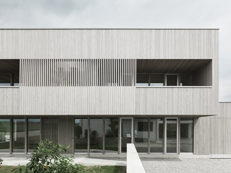 blgp architekten / blgp / Feldhöhe House / Wohnungsbau ...