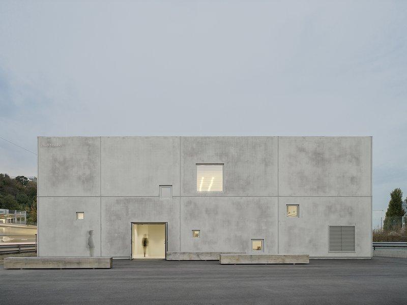 Hippmann Architekten: club traube - best architects 20