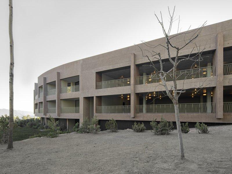 bergmeisterwolf architekten: above bozen belvedere hotel - best architects 20 gold