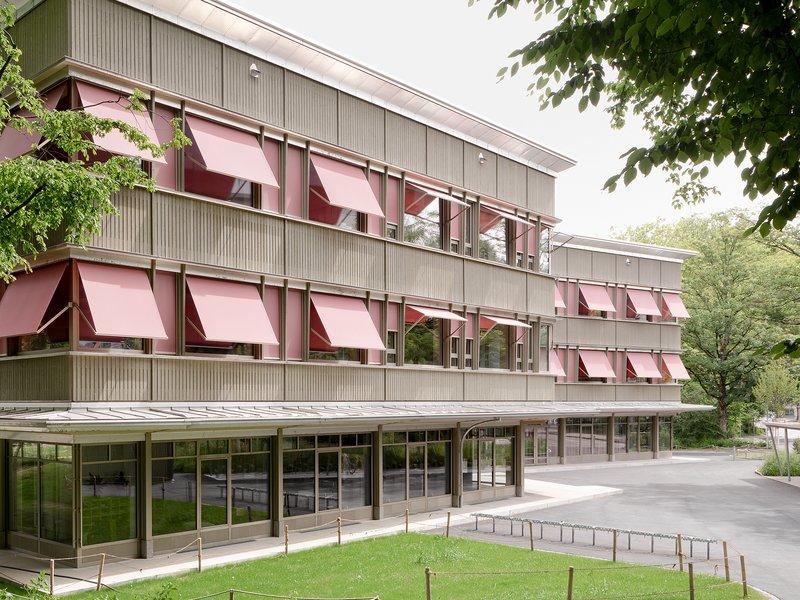 ARGE Architekten Hull Inoue Radlinsky + Wolfgang Rossbauer: Volksschule Marzili - best architects 21 in gold