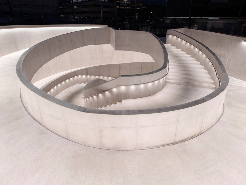 PONT12 architectes: Trait d'union – Unterführung für Rad- und Fußgängerverkehr  - best architects 21