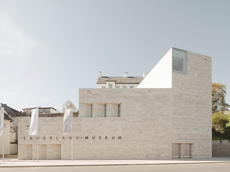 Bez+Kock Architekten: Museums- und Kulturforum Südwestfalen  - best architects 21