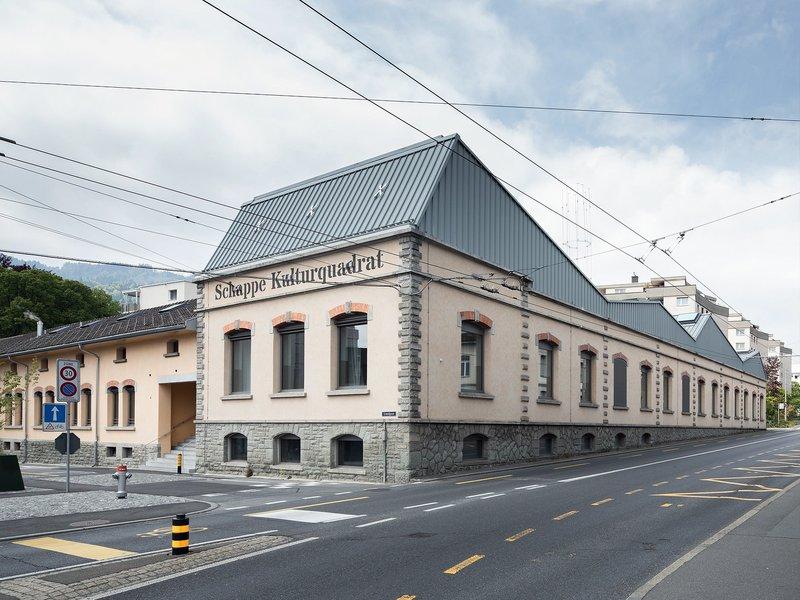 Graber & Steiger Architekten : Jugend- und Kulturzentrum Schappe - best architects 21