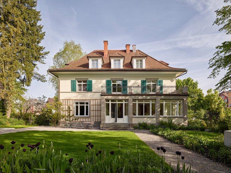 Edelaar Mosayebi Inderbitzin Architekten: Signau Haus und Garten - best architects 21