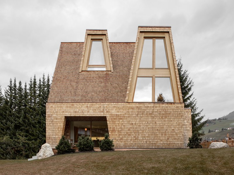 Pedevilla Architects: ciAsa Aqua Bad Cortina - best architects 21
