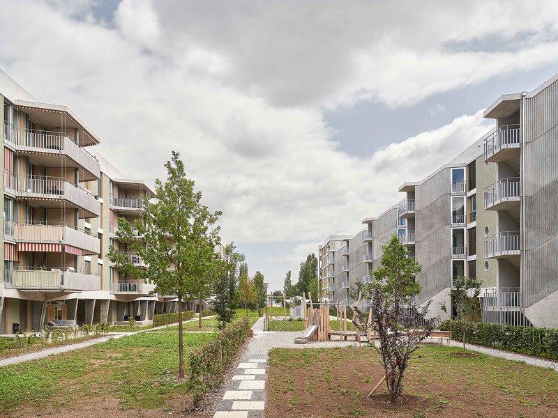 pool Architekten: Glattpark ABZ - best architects 21