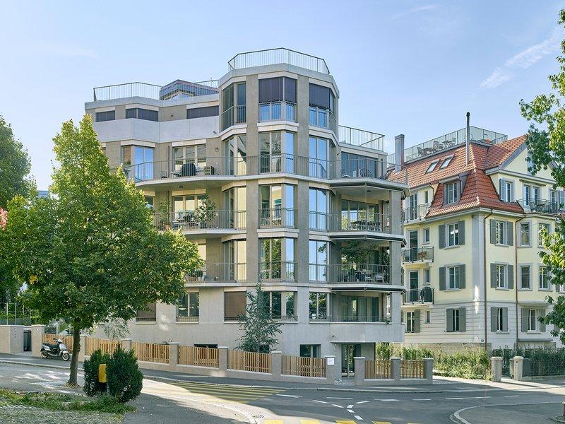 Baumberger & Stegmeier Architekten: Wohnhaus Ottikerstrasse - best architects 21