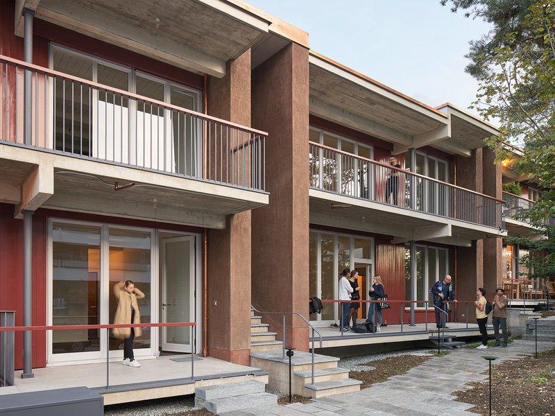 pool Architekten: Haus Mühlerain - best architects 21