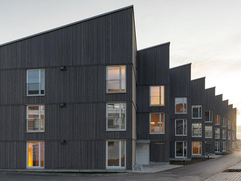 Diezinger Architekten GmbH: Wohnanlage Deininger Weg - best architects 21