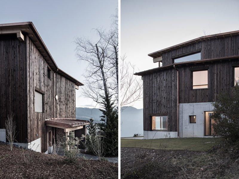 atelier risi: Haus im Böschi - best architects 21